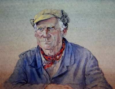 L'homme à la casquette